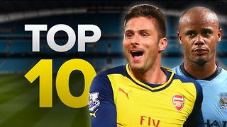 Manchester City 0-2 Arsenal | Top 10 Memes and Tweets! - Video