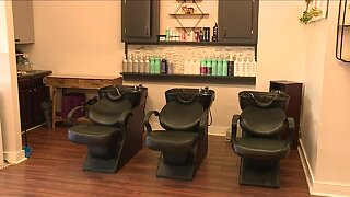 Salons reopen throughout Ohio with intense safety protocol