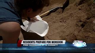 TDOT helping residents with property protection during Monsoon - Video