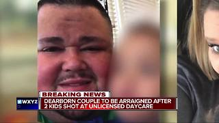 Dearborn couple to be charged in daycare shooting - Video