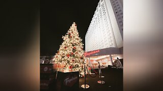 Tropicana unveils Holiday in Paradise on Las Vegas Strip