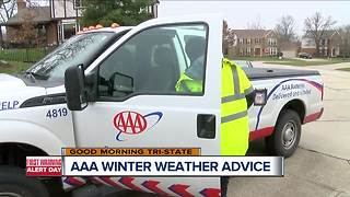 Driving on icy roads? Know these driving tips - Video