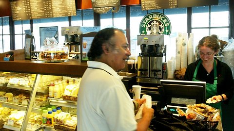 Starbucks To Offer Backup Daycare Options For US Workers