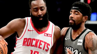 James Harden Requests Trade Out Of Houston, Wants To Join Nets But Kyrie Irving Does NOT Want Him