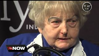 Holocaust survivor Eva Mozes Kor will receive honorary degree from DePauw University - Video