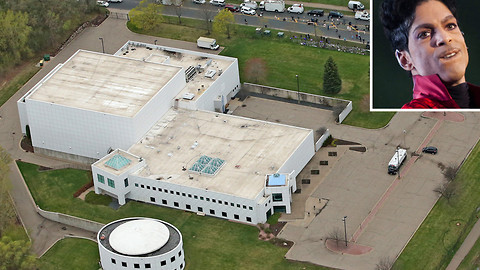 Pop Star Prince's Paisley Park Opens Up To Tourists