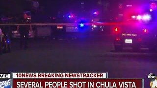 Update: Chula Vista shooting - Video