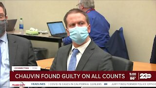 23ABC IN-DEPTH: Derek Chauvin found guilty on all counts