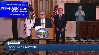 DeWine announces Ohio's first confirmed COVID-19 death