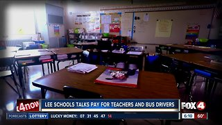 School board wants to raise Lee County teachers and bus drivers pay