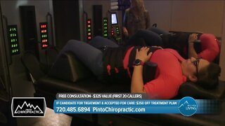 Bringing Innovation to Chiropractic Treatment // Pinto Chiropractic