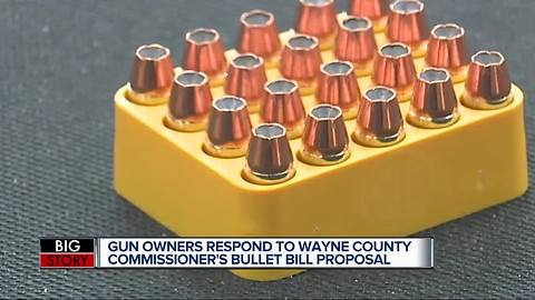Critics call proposed Wayne County 'Bullet Bill' ill-conceived, say it won't work