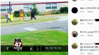 Charlotte Public Schools investigating racist social media post - Video