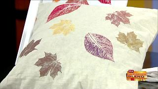 An Easy Fall Crafting Technique - Video