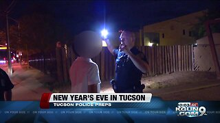 Tucson Police prepare for New Years Eve 2020