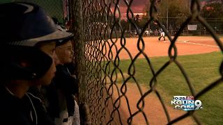 Oro Valley and Nogales advance in Little League State Tournament - Video