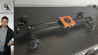 Cheap yet effective camera slider - Video