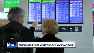Flight cancellations and delays - Video