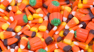 Top 10 Halloween candies in the United States