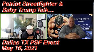 4.30.21 Patriot Streetfighter National Pre-Tour Event, Dallas TX May 16, 2021