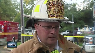 Three dead after a house fire in Fond du Lac
