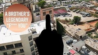 Lebanon's thinnest building is proof of sibling rivalry