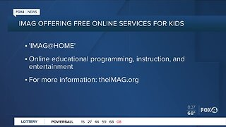 IMAG History and Science Center offering at home learning