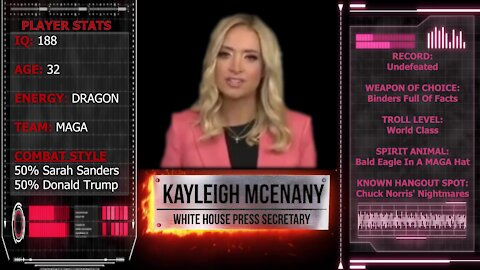 Kayleigh McEnany FACT CHECKS Media On Hydroxychloroquine Approved by FDA