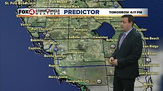 Forecast: The next front arrives early Saturday morning