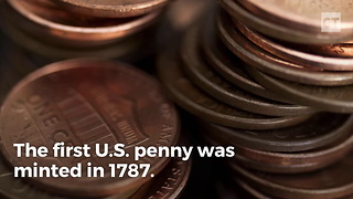 Ben Franklin Slipped Anti-Big Gov't Message Onto First US Penny - Video