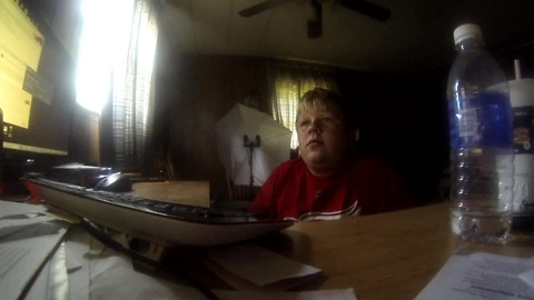 Dad pranks 11-year-old son (Wait for it!)