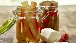 Watermelon Rind Pickles - Video