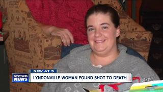 Lyndonville woman fatally shot - Video
