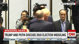 CIA Director Pompeo Stands By 2017 Russia Report After Putin Told Trump He Didn't Meddle in Elections - Video