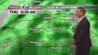 7 First Alert Forecast 11/15/17 - Video