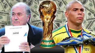 Top 5 World Cup Conspiracies - Video