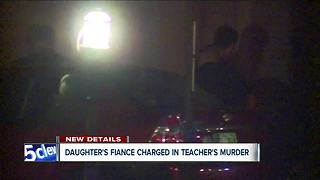 Daughter's fiancé arrested in Strongsville teacher's homicide - Video