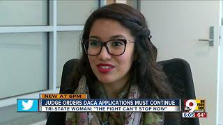 Judge orders DACA applications must continue - Video