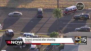 Police: Two family members injured in Peoria shooting, including teen girl - Video