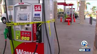 The search for gas, ice and food continues in South Florida - Video