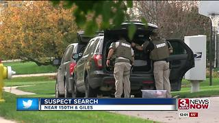Search continues for West Omaha rape suspect