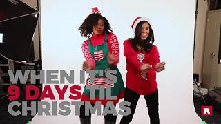 Generation Gap's countdown to Christmas: 9 Days - Video