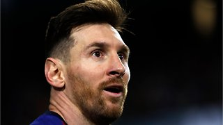 Lionel Messi Wins Opposing Fans With Hattrick