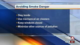 Avoiding smoke dangers - Video