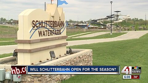 Schlitterbahn shows no signs of activity ahead of summer season