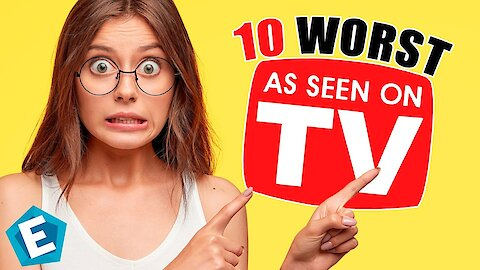 10 worst 'As Seen On TV' products