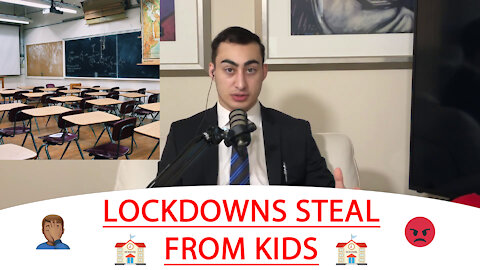 🔴 LOCKDOWNS STEAL FROM KIDS 🤦🏽♂️ 😡 🏫