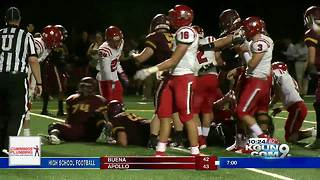 High School Football action from September 21st