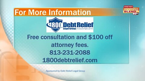Debt Relief Legal Group | Morning Blend