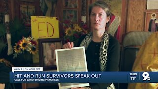Hit-and-run survivors speak out after 9-year-old is killed